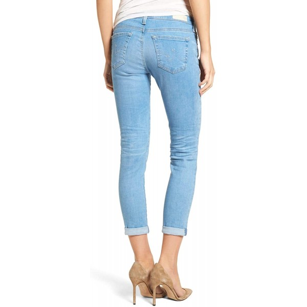 AG Adriano Goldschmied Women's The Stilt Roll up Jean at Women's Jeans store