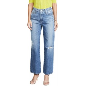 AG Adriano Goldschmied Women's Tomas Baggy Straight at  Women's Jeans store
