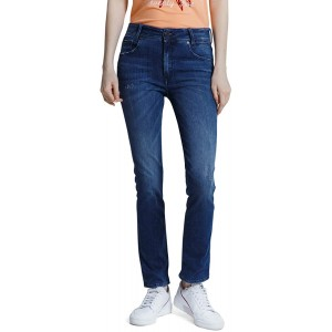 AMERICANINO Women's High-Rise Straight Skinny Fit Jean at  Women's Jeans store