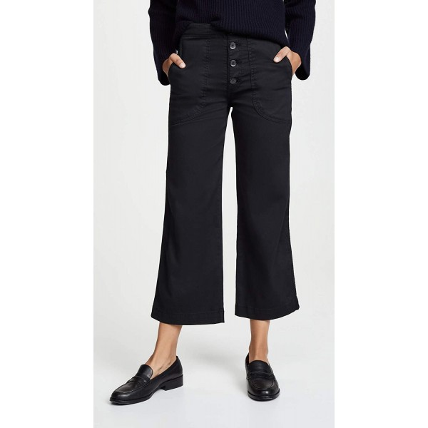 AG Adriano Goldschmied Women's Corduroy Etta High-Waisted Wide Leg at Women's Clothing store