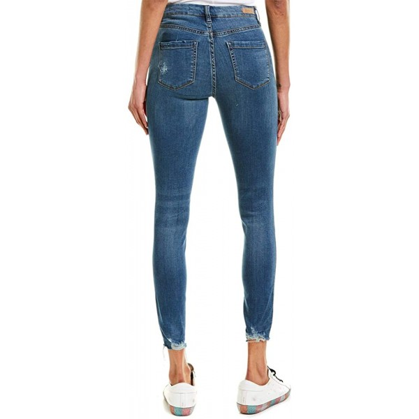 [BLANKNYC] Womens The Bond Mid Rise Skinny at Women's Clothing store