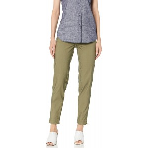 SLIM-SATION Women's Reversible Pull on Ankle Pant at  Women's Clothing store