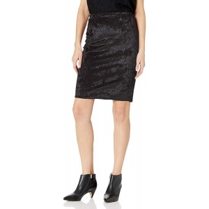Star Vixen Women's Plus-Size Knee Length Classic Stretch Pencil Skirt at  Women's Clothing store