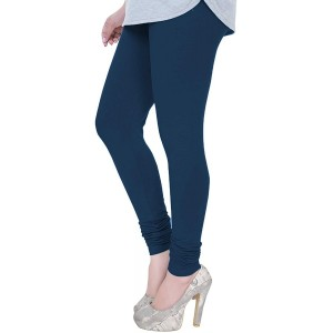 Fashion Premium Quality Cotton Lycra Leggings Churidar Comfortable Stylish and Soft Leggings in at Women's Clothing store