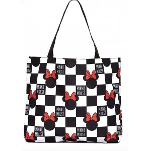 The Lakeside Collection Disney Tote Bag Minnie Mouse