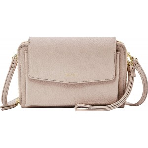 Relic by Fossil Women's Kari Wallet On A String Color Cement Model RLS9809257 Handbags